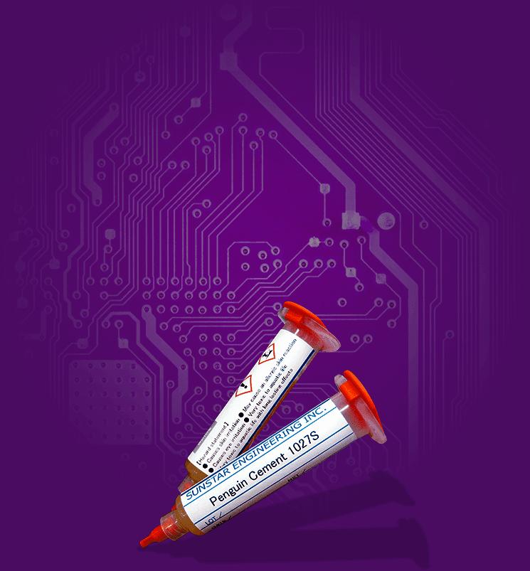 1027S Circuit Board Underfill