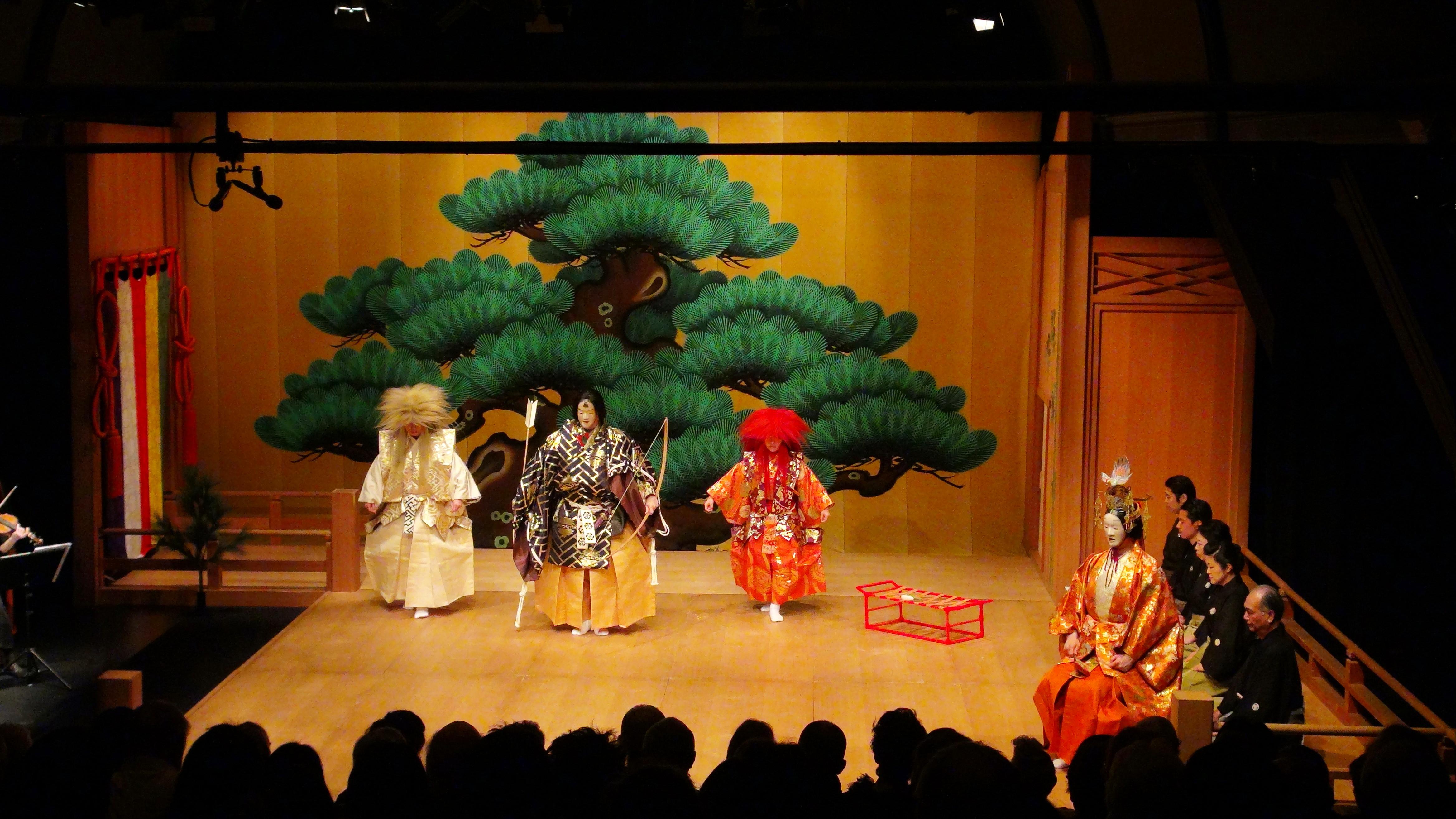 Sunstar sponsors Opera @ Noh Theater
