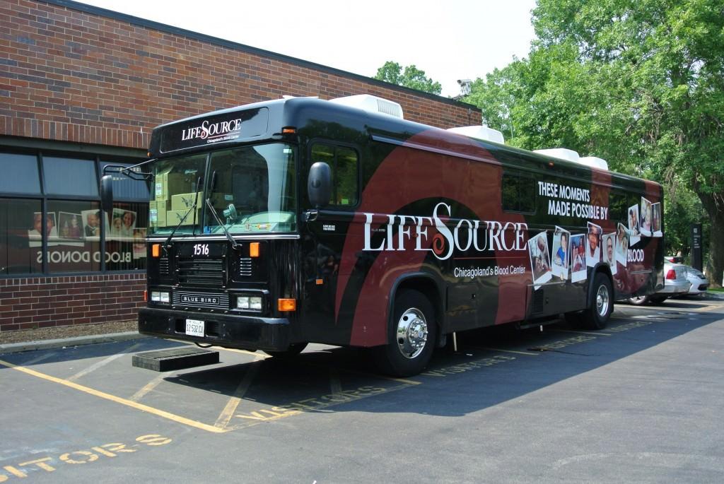 "Sunstar Americas sponsors an ""Annual Blood Drive"""