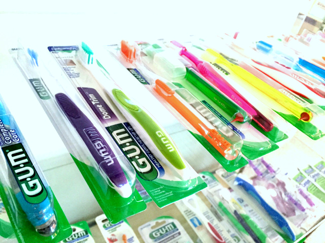 Sunstar France donates dental products for oral education