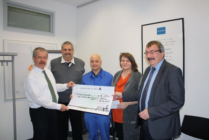 Interbros supports the local community with donations