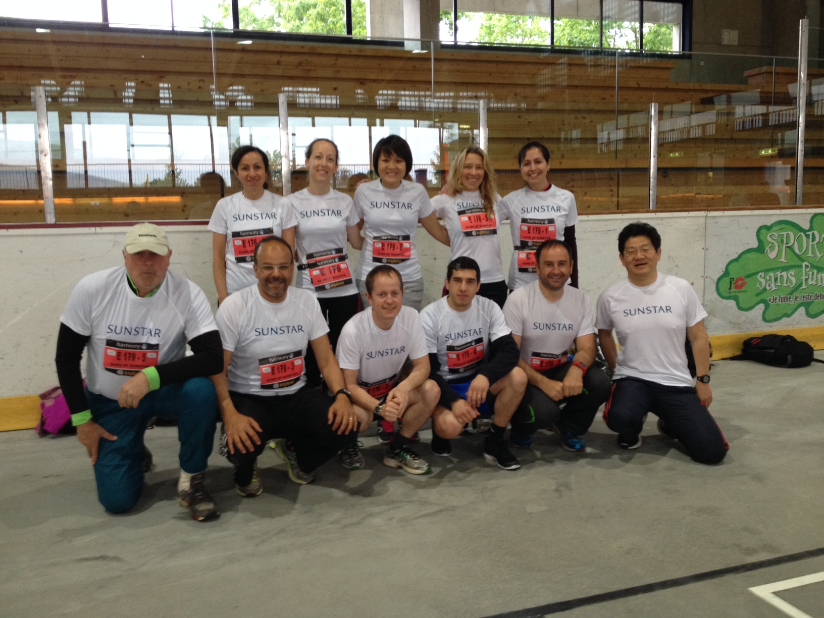 UNICEF Charity Marathon in Geneva