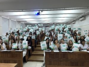 Lectures about Suntar and GUM brand at Dentist Universities