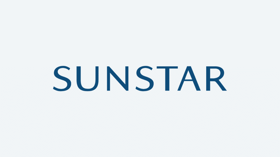 Sunstar provides financial support to United Way