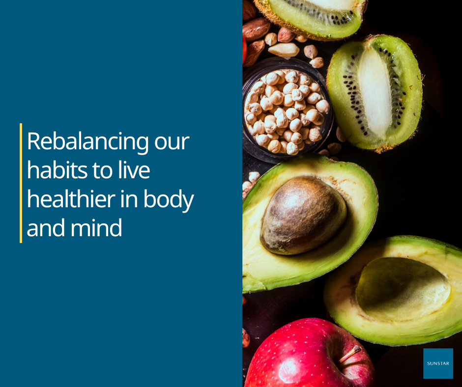 How does your diet impact on your overall health?