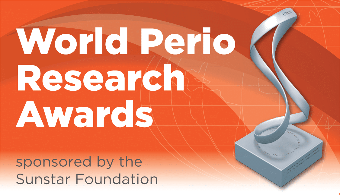 THE WORLD PERIO RESEARCH AWARD – 7th edition