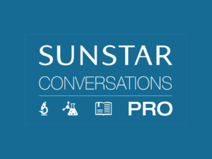 Join the Sunstar Conversations PRO series!