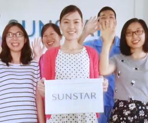 Life with Sunstar