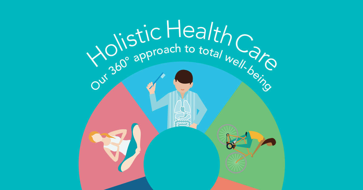 Holistic Health Care | Sunstar Global Website