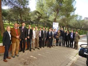EFPIFD participants